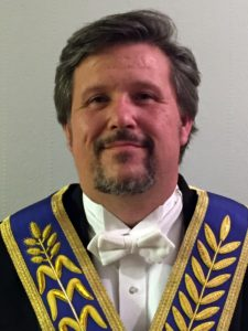 R.W. Bro. Nicholas I. Andras - District Deputy Grand Master of Niagara B District